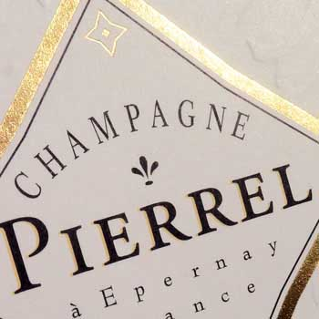 Pierrel champagne